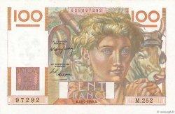 100 Francs JEUNE PAYSAN FRANCE  1948 F.28.19 SPL