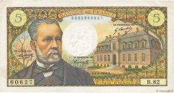 5 Francs PASTEUR FRANCE  1968 F.61.08 TTB+