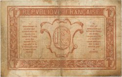 1 Franc TRÉSORERIE AUX ARMÉES FRANCE  1919 VF.04.04 TB