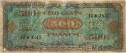 500 Francs DRAPEAU FRANCE  1944 VF.21.01 B