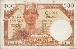 100 Francs TRÉSOR FRANÇAIS FRANCE  1947 VF.32.01 pr.TTB