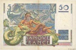 50 Francs LE VERRIER FRANCE  1946 F.20.05 pr.SUP