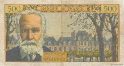 500 Francs VICTOR HUGO FRANCE  1954 F.35.02 pr.TB