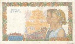 500 Francs LA PAIX FRANCE  1942 F.32.29 TTB