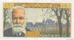 5 Nouveaux Francs VICTOR HUGO FRANCE  1965 F.56.20 TTB