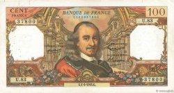 100 Francs CORNEILLE FRANCE  1965 F.65.07 pr.TTB