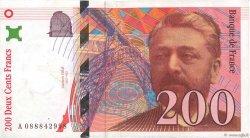 200 Francs EIFFEL FRANCE  1999 F.75.05 TTB