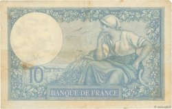 10 Francs MINERVE FRANCE  1928 F.06.13 pr.TTB
