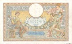 100 Francs LUC OLIVIER MERSON type modifié FRANCE  1938 F.25.28 TTB