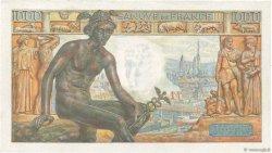 1000 Francs DÉESSE DÉMÉTER FRANCE  1943 F.40.17 pr.SUP