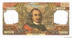100 Francs CORNEILLE FRANCE  1970 F.65.30 SPL