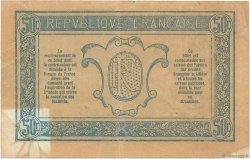 50 Centimes TRÉSORERIE AUX ARMÉES FRANCE  1917 VF.01.04 TB