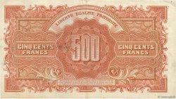 500 Francs MARIANNE FRANCE  1945 VF.11.02 TB
