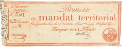 100 Francs avec série FRANCE  1796 Ass.60b TTB