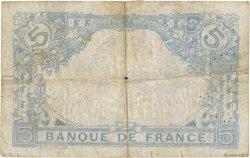 5 Francs BLEU FRANCE  1913 F.02.15 B+