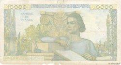 10000 Francs GÉNIE FRANÇAIS FRANCE  1951 F.50.51 B