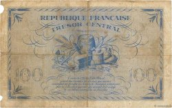 100 Francs Marianne FRANCE  1943 VF.06.01d B+