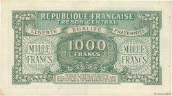 1000 Francs MARIANNE FRANCE  1945 VF.13.01 pr.TTB