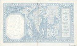 20 Francs BAYARD FRANCE  1918 F.11.03 TTB+