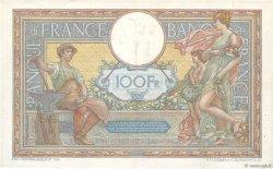 100 Francs LUC OLIVIER MERSON sans LOM FRANCE  1915 F.23.07 TTB