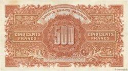 500 Francs MARIANNE FRANCE  1945 VF.11.02 TB+