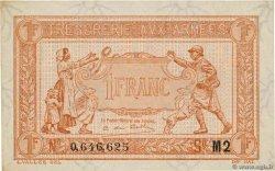 1 Franc TRÉSORERIE AUX ARMÉES FRANKREICH  1919 VF.04.20 fST+