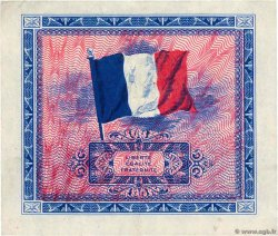 2 Francs DRAPEAU FRANCE  1944 VF.16.01 TTB+