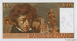 10 Francs BERLIOZ FRANCE  1975 F.63.13 SPL+