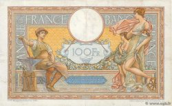 100 Francs LUC OLIVIER MERSON grands cartouches  FRANCE  1934 F.24.13 TTB+