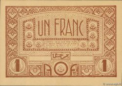 1 Franc  FRENCH WEST AFRICA  1944 P.34b UNC