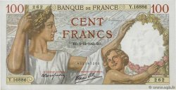 100 Francs SULLY  FRANCE  1940 F.26.42 NEUF