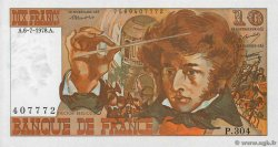 10 Francs BERLIOZ  FRANCE  1978 F.63.24
