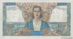5000 Francs EMPIRE FRANÇAIS  FRANCE  1945 F.47.30 SUP