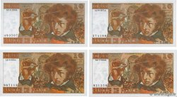 10 Francs BERLIOZ Lot FRANCE  1977 F.63.(lot) SPL