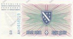 1 Dinar BOSNIE HERZÉGOVINE  1994 P.039a NEUF