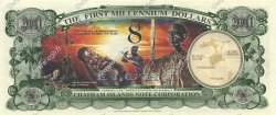 8 Dollars ILES CHATHAM  2001 P.-- pr.NEUF
