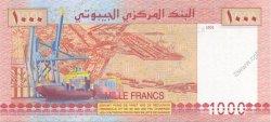 1000 Francs DJIBOUTI  2005 P.42a NEUF