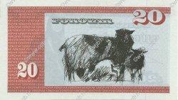 20 Kronur ÎLES FEROE  1988 P.19b NEUF