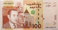 100 Dirhams MAROC  2002 P.70 pr.NEUF