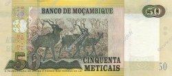 50 Meticais MOZAMBIQUE  2006 P.144a NEUF