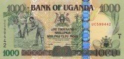 1000 Shillings OUGANDA  2005 P.43 NEUF