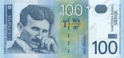 100 Dinara SERBIE  2003 P.41a NEUF