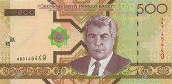 500 Manat TURKMÉNISTAN  2005 P.19 pr.NEUF