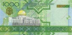 1000 Manat TURKMÉNISTAN  2005 P.20 pr.NEUF