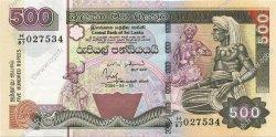 500 Rupees SRI LANKA  2004 P.119b NEUF