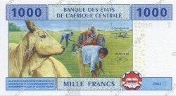 1000 Francs CONGO  2002 P.107T NEUF
