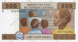 500 Francs GUINÉE ÉQUATORIALE  2002 P.506F NEUF