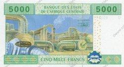 5000 Francs CAMEROUN  2002 P.209U SPL+