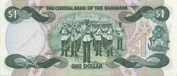 1 Dollar BAHAMAS  2002 P.70 SPL+