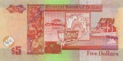 5 Dollars BELIZE  2003 P.67a pr.NEUF